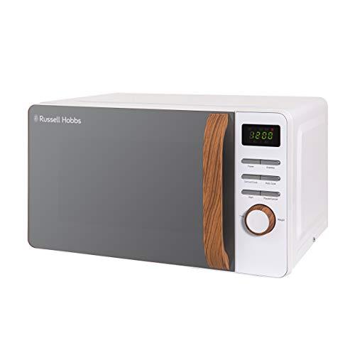 Russell Hobbs RHMD714 Scandi White Digital Microwave