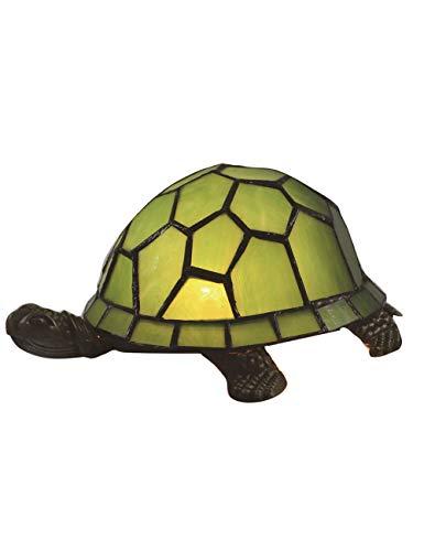 Europäische Kreative Bunte Schildkröte Schildkröte Hahnrei Tischlampe Kinderlampe Nachtlicht - Grün