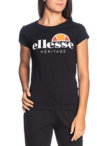 Ellesse   Camiseta Stretch Logo Negro EHW219W19_050 - L