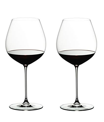 RIEDEL 6449/07 Veritas Old World Pinot Noir (Estuche de 2 Copas)