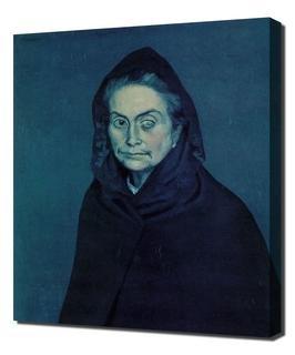 Pablo Picasso - Celestina - Stampa Artistica Su Tela - Stampa Tela Canvas