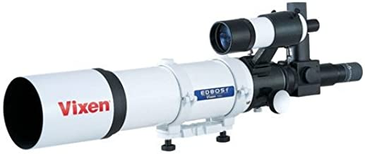 Vixen ED80Sf 80mm (3.15 inch) ED Apochromatic OTA Refractor Telescope with 7x50 Finder / Flip 2617