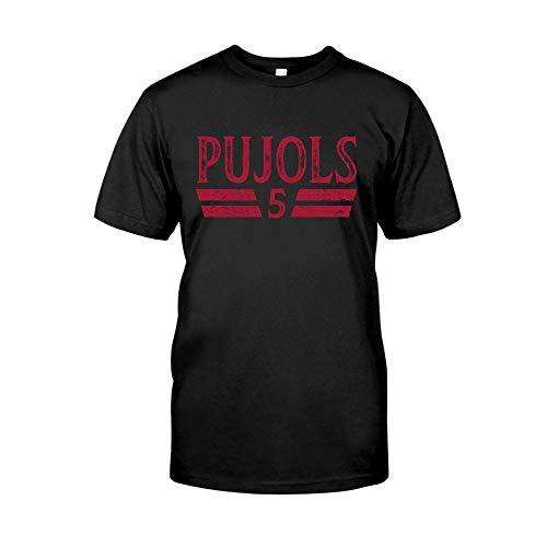 A.Pujols Shirt, LOZ Angel-ES Baseball Tee for Men, Women 2 T-Shirt - Front Print T-Shirt, Ladies T-Shirt, Hoodie, Sweatshirt, Long Sleeve, Tank Top for Men and Women