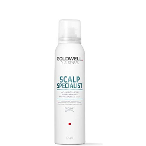 Goldwell Dualsenses Scalp Specialist Anti-Hair Loss Spray, 1er Pack (1 x 125 ml)