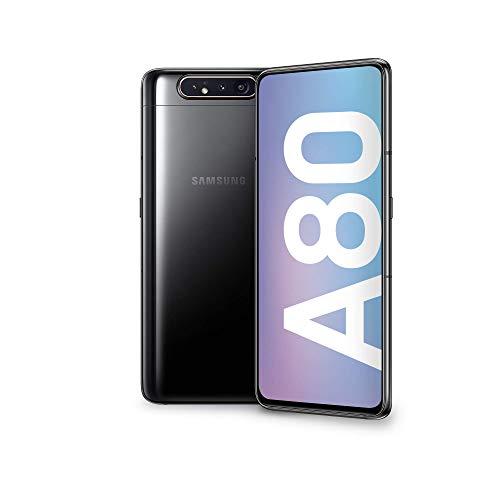 Samsung Galaxy A80 Smartphone, Display 6.7', 128 GB Espandibili, RAM 8 GB, Batteria 3700 mAh, 4G,...