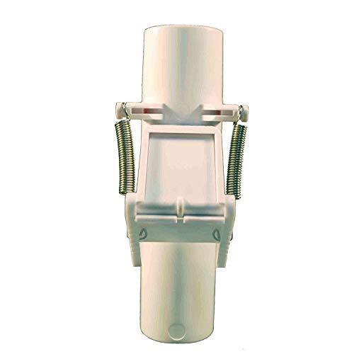 ATIE Automatic Pool Cleaner V60050 Flowkeeper Valve Regulator Valve Replacement for Zodiac Baracuda W60050 Flowkeeper Valve, Pentair Kreepy Krauly, Hayward Pool Cleaner Regulator Valve K12004, V094P,