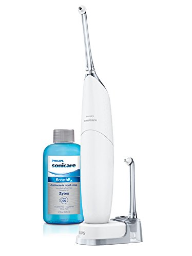 New and Improved Philips Sonicare Airfloss Ultra, Silver, Standard Packaging