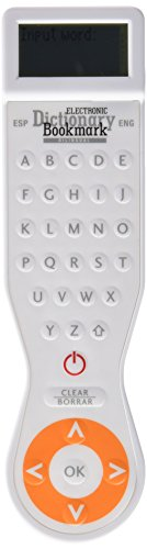 IF Spanish Bilingual Electronic Dictionary Bookmark