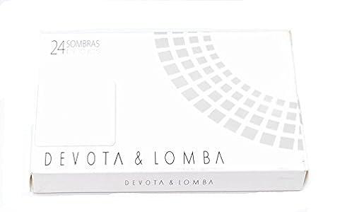 Gemelos Devota & Lomba Logo + Sombra de Ojos