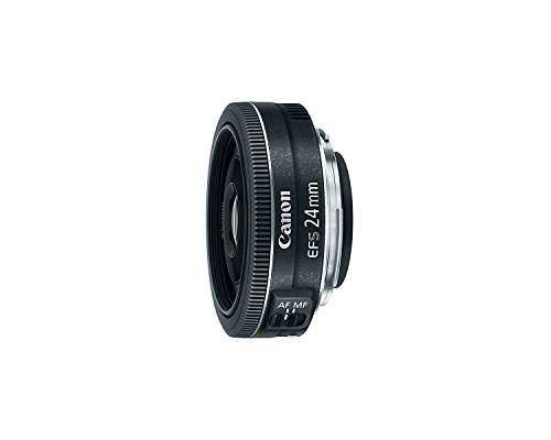 Our #7 Pick is the Canon EF-S 24mm F/2.8 STM Lens