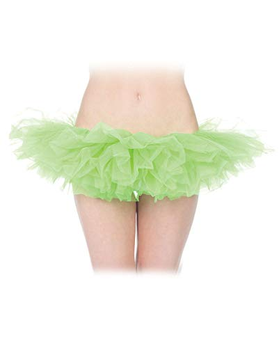 Horror-Shop Tutu Ballet Néon Vert