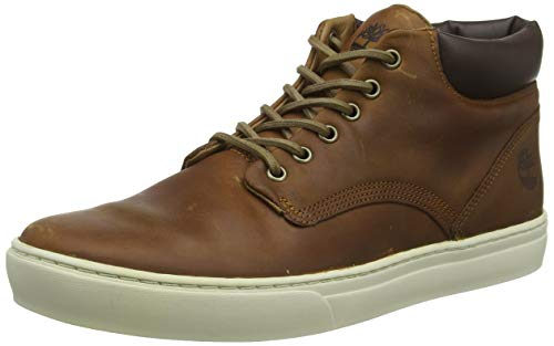 Timberland Adventure 2.0 Cupsole Chukka, Sneakers alte Uomo, Marrone (Md...