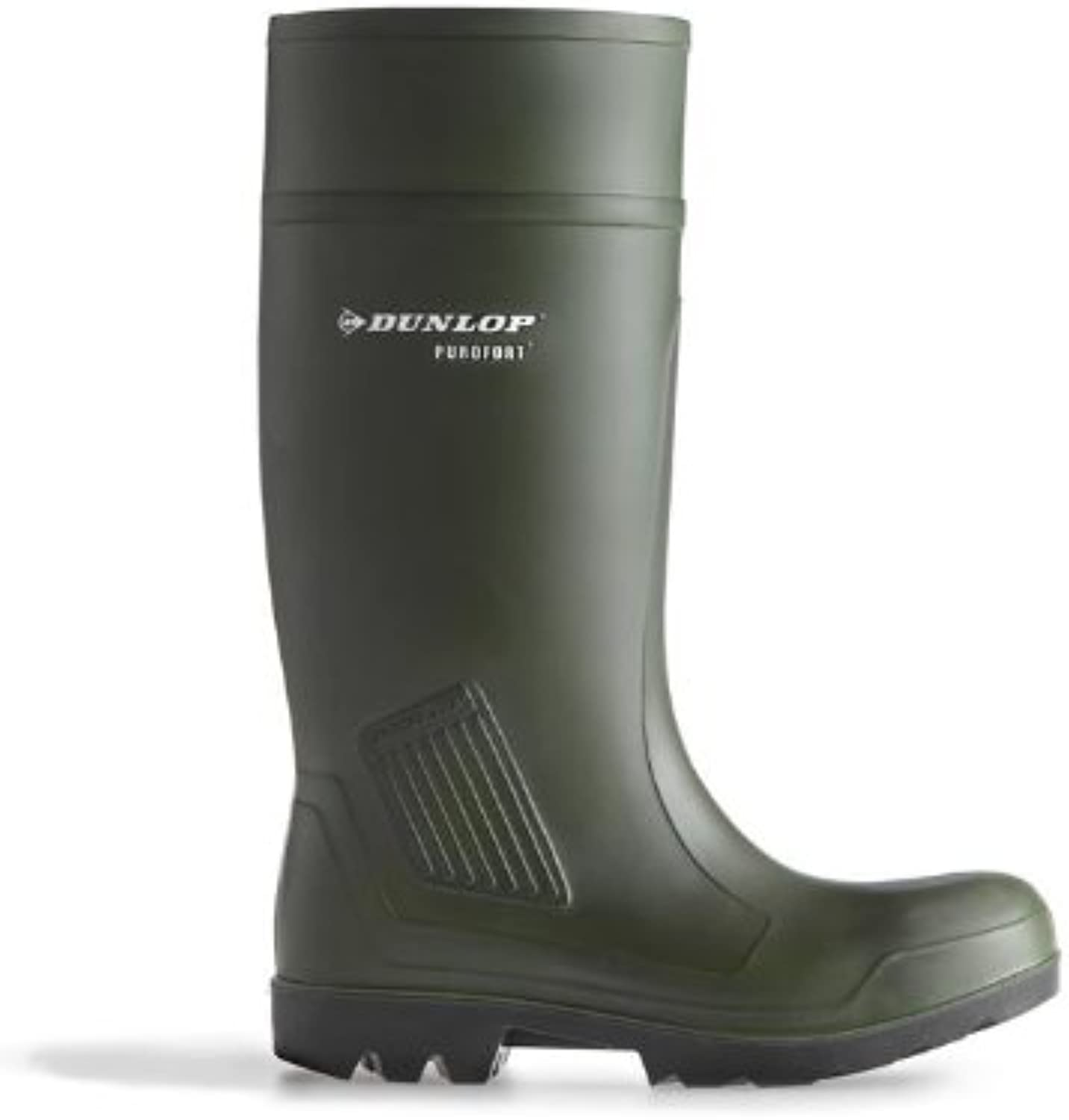 New Dunlop Mens Purofort Professional Safety C462933 Boxed Wellington Gents Boot