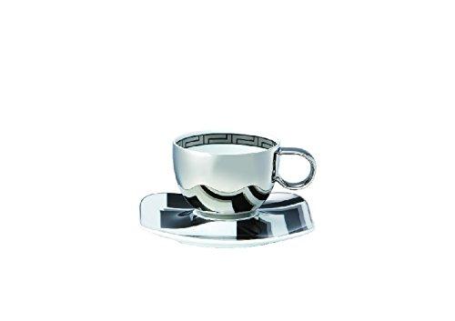 Versace Dedalo Espressotasse 2-tlg.