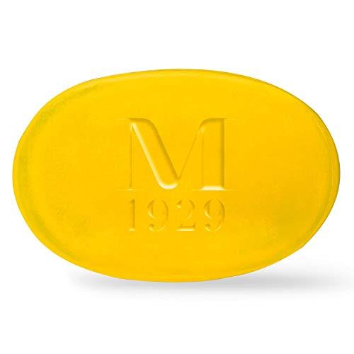 Mettler1929 Savon à la Glycérine, 200g │pour visage et corps │végan – biodégradable – sans SLS – sans parabènes – fabrication Suisse