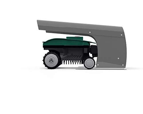 Idea Mower Amobrogio Robot L15 Deluxe Garage Copertura Compatibile e Perfettamente Funzionale
