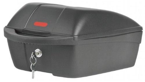 FISCHER  Fahrrad-Gepäckbox, abschlieߟbar, schwarz