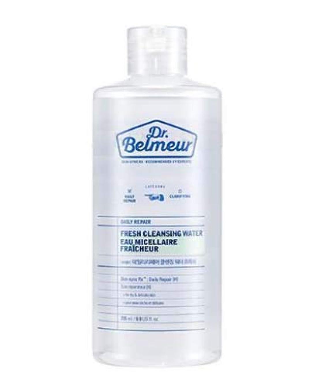 ファーザーファージュ存在死すべき[ザ?フェイスショップ] THE FACE SHOP [ドクターベルムール デイリー リペア クレンジング ウォーター #フレッシュ? 295ml] (Dr.Belmeur Daily Repair Fresh Cleaning Water 295ml) [海外直送品]