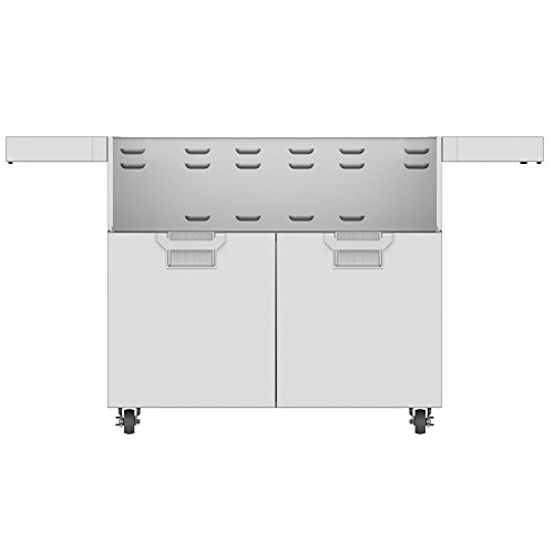 Great Features Of Hestan Aspire Double Door Tower Cart for 42-Inch Gas Grills - Steeletto - ECD42-SS
