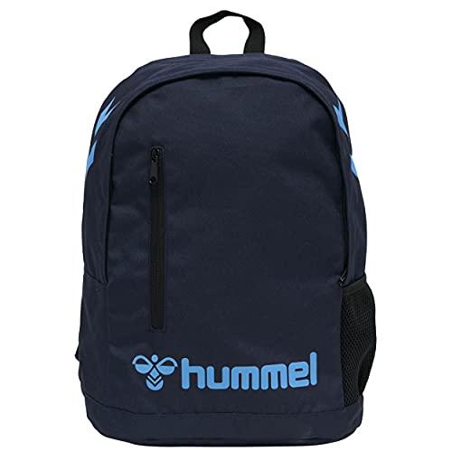 hummel hmlACTION BACK PACK Black Iris/Atomic Blue Einheitsgröße