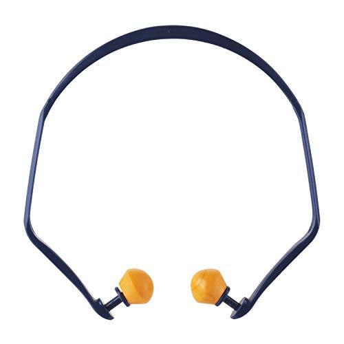 3M Bügelgehörschutz 1310C1, blau – Leichter und bequemer Gehörschutz für Lärmpegel bis 98 dB – Inkl. 2 x Ersatz-Gehörschutzstöpsel