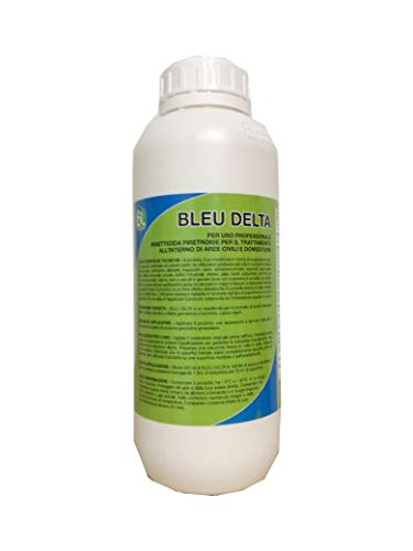 BLEU DELTA 1 LT insetticida concentrato a base di DELTAMETRINA