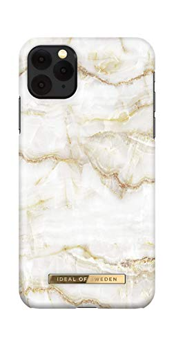iDeal Of Sweden Handyhülle für iPhone 11 Pro Max (Golden Pearl Marble)