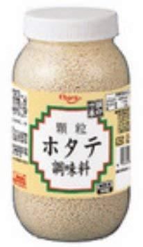 【中華風調味料】顆粒ホタテ調味料 400g×12本【入り数2】