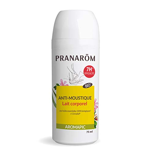 Pranarôm - Aromapic - Roller Anti-Moustique Bio Eco -...