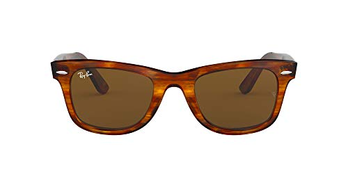 Ray-Ban MOD. 2140, Gafas de Sol Unisex, Marrón (Light Tortoise), 50 mm