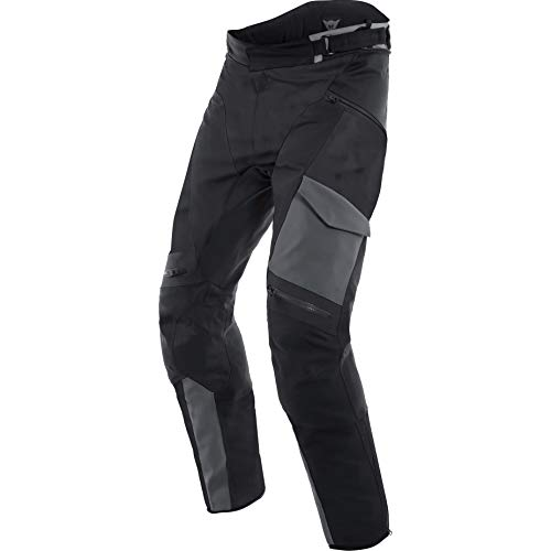 Dainese Motorradhose Tonale D-Dry XT Damen Textilhose schwarz 42 (S), Tourer, Ganzjährig