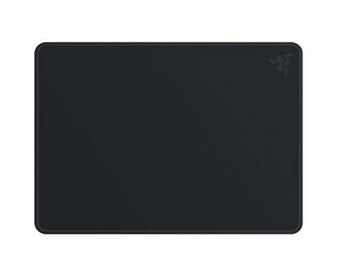 Razer Invicta Gaming Mouse Pad: Aircraft-Grade Aluminum Base - Included Double-Sided Mat Surface for Personalization - Anti-Slip Rubber Base - Gunmetal