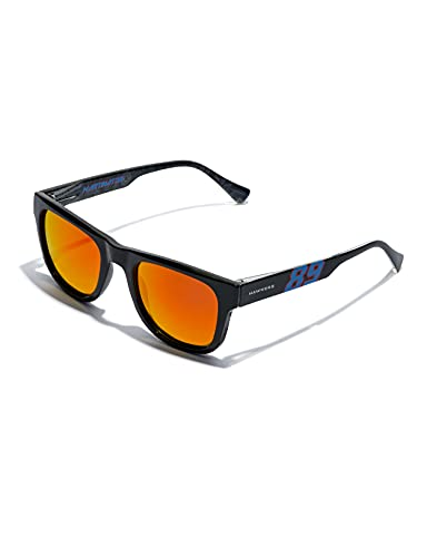 HAWKERS X JORGE MARTIN · TOX · Gafas de sol para hombre y mujer · BLACK