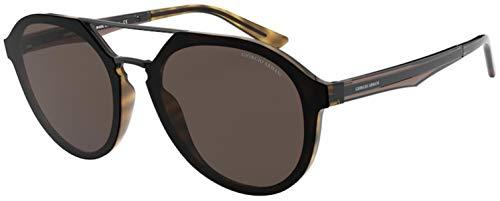 Giorgio Armani sonnenbrille AR8131 502673 Havana braun größe 52 mm Herren