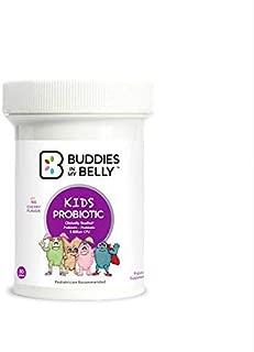 Kids Chewable Probiotic Tablets - 30 Chewable Probiotics in Delicious Cherry Flavor - Chewable Probiotic for Kids to Improve Immune System and Gut Health - Kids Probiotics