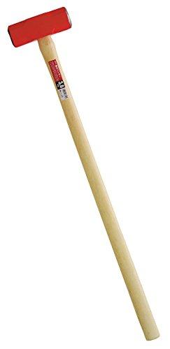 高儀 M&M 両口ハンマー 木柄 長柄 赤 3.6kg