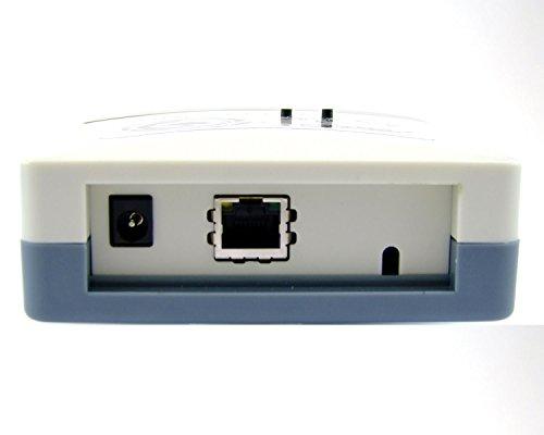 『電波時計信号送信機能付き時計(白) P18-NTPLR』のトップ画像