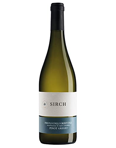 Friuli Colli Orientali DOC Pinot Grigio Sirch 2020 0,75 ℓ