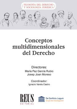 Conceptos multidimensionales del Derecho (Filosofía del Derecho y Sociología jurídica)