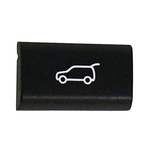 MAIOPA Práctico Botón de Control de Control de desbloqueo del Tronco Trasero del automóvil 61318357580 Reemplazo para X5 E70 2007-2013 Piezas de Equipo automático