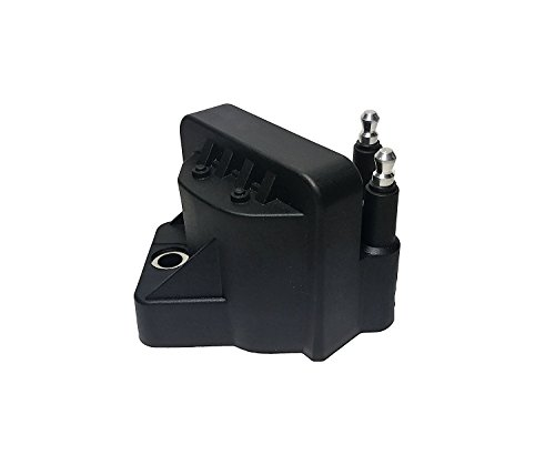 Ignition Coil Pack- Replaces GM# 10467067, 89056799 and ACDelco #E530C - Fits 2000 Malibu Coil, 2002 Cadillac, 1998 Cadillac Deville, Buick, 99 Alero, 2003 Buick Lesabre and more