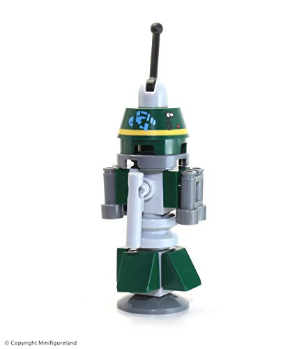 LEGO Star Wars - Minifigur R1 Series Droid - seltener Droid aus dem Set 75059 - Sandcrawler