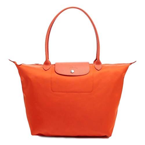 Longchamp Le Pliage Neo Nylontasche, groß, Clementine