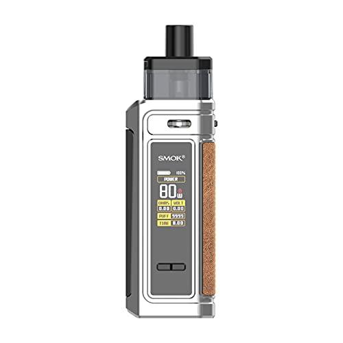 G-Priv Pod, Kit originale SMOK G-Priv Pod 80W G Priv POD Box Mod 2500mah Batteria RPM 2 Bobina/Bobina LP2 Vaporizzatore Cartuccia da 5,5 ML Kit sigaretta elettronica