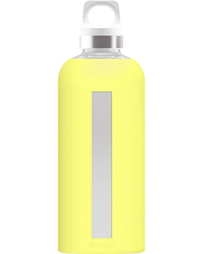 Sigg Botella Star500 ml, color amarillo