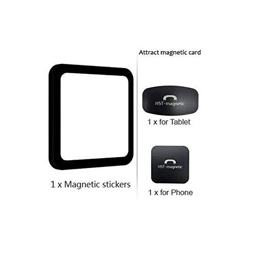OurLeeme Magnetische Muur Mount Magneet Adsorptie Tablet Stand Houder Ondersteuning Alle Tabletten voor iPhone iPad Pro Air