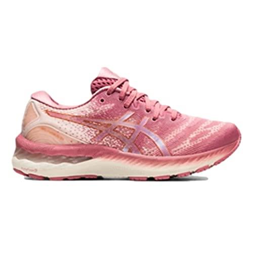 ASICS Gel-Nimbus 23, Zapatillas de Running Mujer, Smokey Rose Pure Bronce, 42 EU