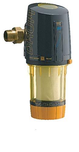 SYR Drufi DFF Kerzenfilter mit Druckminderer und Manometer 231500082