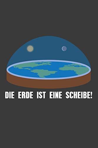Die Erde ist eine Scheibe: Jahres-Kalender für das Jahr 2020 DinA-5 Jahres-Planer Organizer