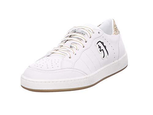 Primabase Damen Sneaker 35501-138 weiß 431808
